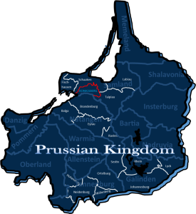 Prussian Kingdom feb 2016 map