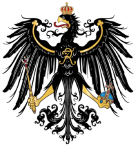 Prussian eagle favicon